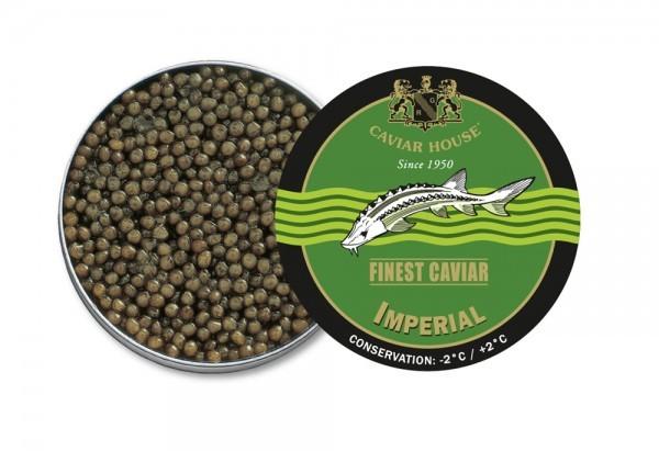 Caviar House Finest Caviar Imperial Vacuum Tin