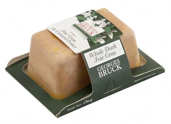 Whole Duck Foie Gras - 180g