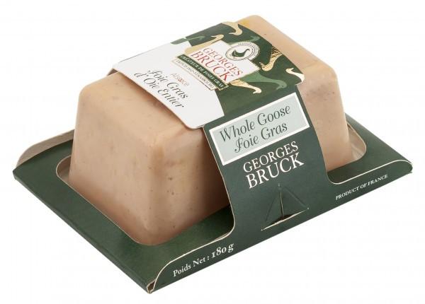 Whole Goose Foie Gras - 180g