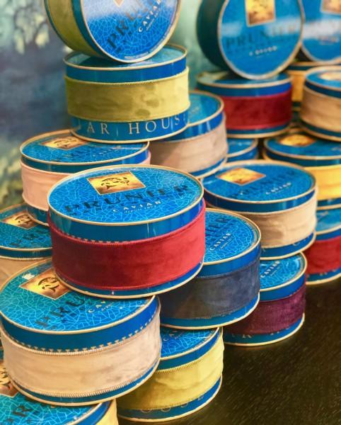 Prunier Caviar Tin Door Stop