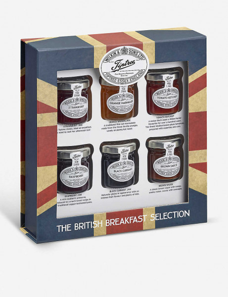 Tiptree The British Breakfast Selection - Conserves Gift Set