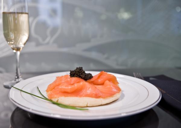 The Tsarina Luxury Home Meal Kit (serves 2-4 people)