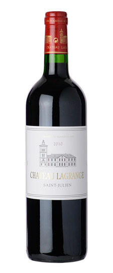 Chateau Lagrange St Julien 2010