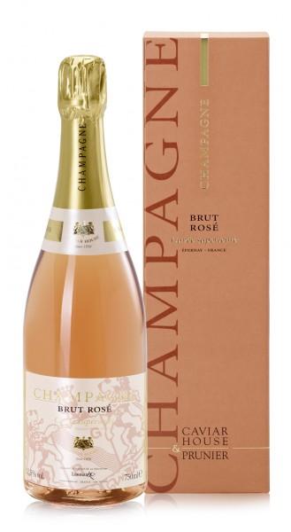Caviar House Champagne Rosé