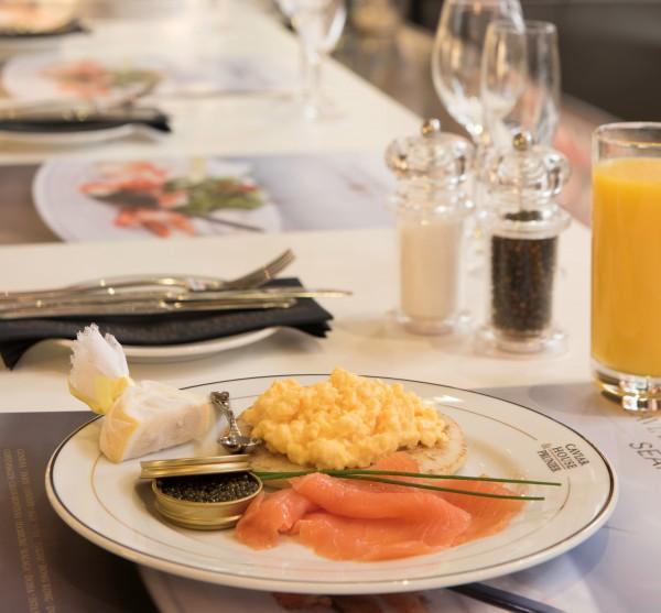 The Luxury Breakfast Home Meal Kit (serves 2)