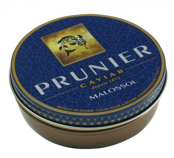 Prunier Malossol Vacuum Tin