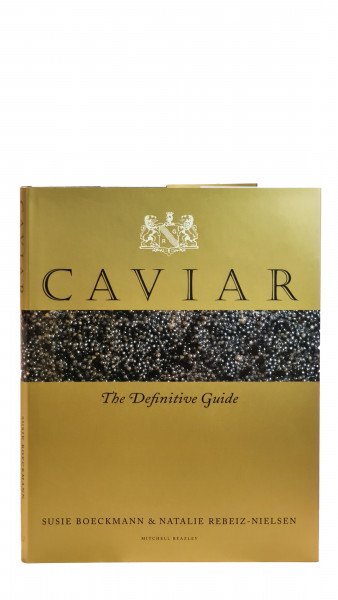 GOLD Caviar Book 'The Definitive Guide'